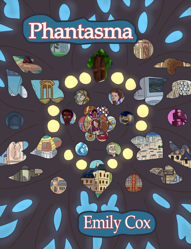 Phantasma, Cover page